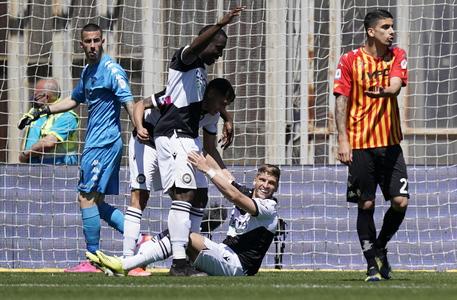 Serie A: Benevento-Udinese 2-4 - Calcio - ANSA