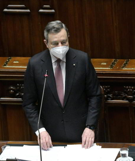 Recovery: Draghi, profondo rispetto del governo per Camere thumbnail