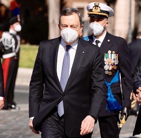 Draghi, in Recovery Plan c'è il destino dell'Italia thumbnail