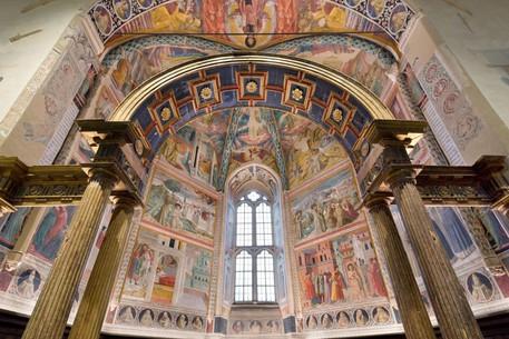 Riapre il Complesso museale di San Francesco a Montefalco - Umbria - ANSA.it