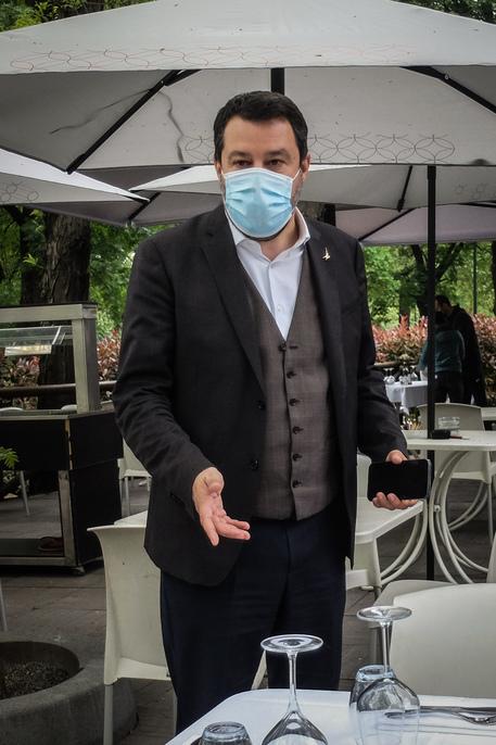 Milano: Salvini, su Albertini decisione entro metà maggio thumbnail