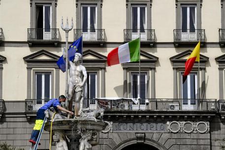++ Napoli: Pd e M5S sanciscono alleanza per le amministrative ++ thumbnail