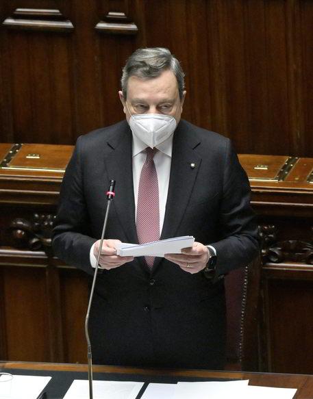 Recovery:Draghi,Mef monitora e c'è cabina regia a P. Chigi thumbnail