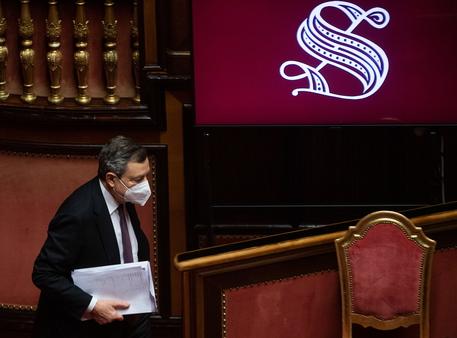 Draghi, presto alle Camere relazione su Ponte Messina thumbnail