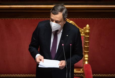 Draghi, Italia esposta a rischio clima anche per abusi thumbnail