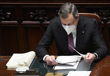 Draghi,su governance vero punto è governo-enti locali thumbnail