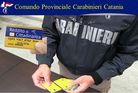 ++ R. cittadinanza: 76 denunciati,condannati mafia e parenti ++  © Ansa