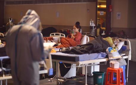 India: 414 mila nuovi contagi in 24 h, quasi 4 mila i morti thumbnail