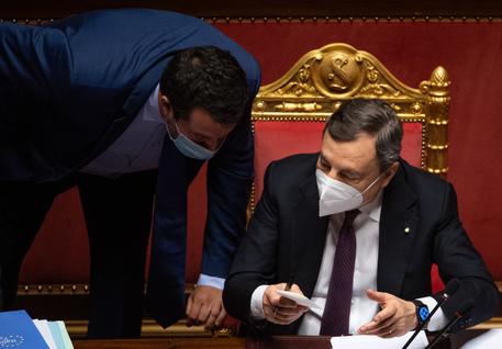 Salvini, Draghi persona giusta al posto giusto thumbnail