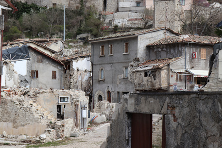 Terremoto: Anci Sisma, accelerare su superbonus thumbnail