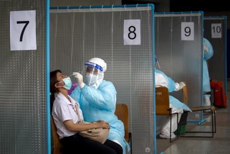 Covid: oltre 150 mln contagi nel mondo da inizio pandemia thumbnail