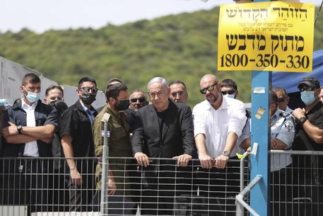 Israele: Netanyahu, lutto nazionale domenica thumbnail