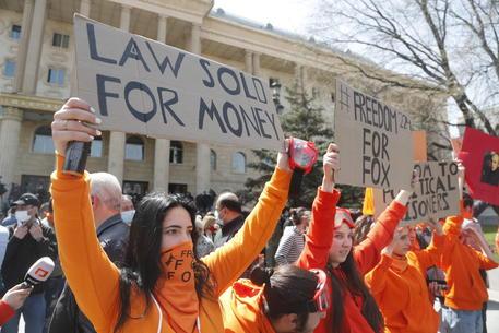 Georgia: Ue paga cauzione per rilascio oppositore Melia thumbnail