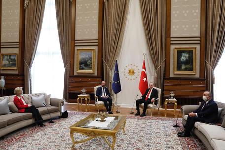 Michel Quanto Successo Ad Ankara Mi Toglie Il Sonno Politica Ansa