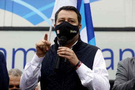 Rai: Salvini, Lega farà proposta, Pd-5s non diano lezioni thumbnail