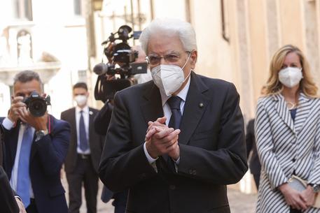 Mattarella,David Donatello oggi rappresenta segnale speranza thumbnail