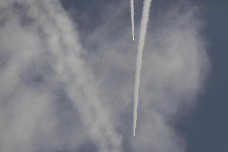 Israele: finora 480 razzi tirati da Gaza, 200 intercettati thumbnail