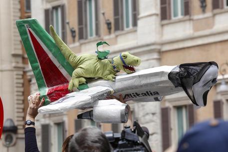 Alitalia: Ok Commissione Senato a risoluzione su lancio Ita thumbnail