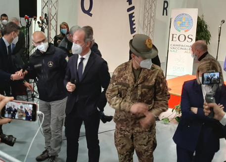 Figliuolo: 'Previsti bilanciamenti tra le Regioni su AstraZeneca' thumbnail