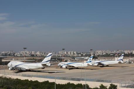 Israele: voli in arrivo scalo Ben Gurion indirizzati a sud thumbnail