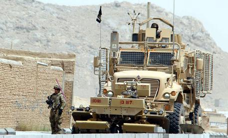 Afghanistan: concluso ritiro soldati Usa da base Kandahar thumbnail