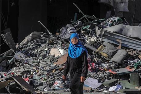 Gaza: sanità, 119 i morti tra cui 31 bambini thumbnail