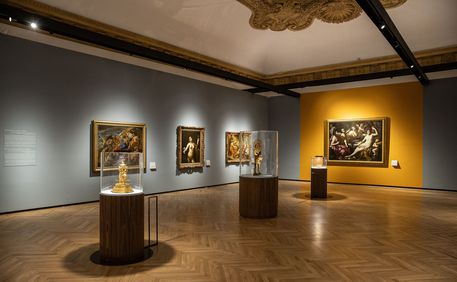 Dall'arte agli orologi, il Barocco e l'ossessione del tempo thumbnail