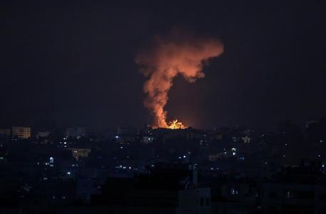 Esercito Israele si corregge, 'non ci sono truppe a Gaza' thumbnail