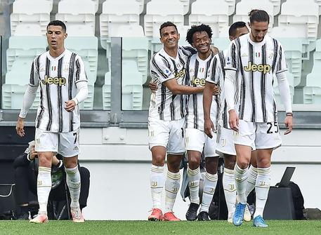 2-1 all'Atalanta, la Juve vince la Coppa Italia thumbnail