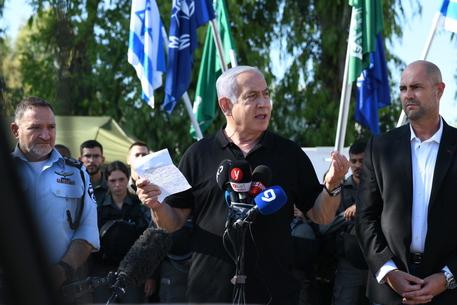 Netanyahu a Biden,facciamo tutto per non colpire innocenti thumbnail