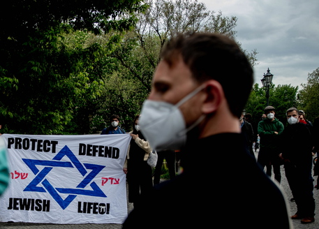 Berlino, vergognose manifestazioni antisemitismo in Germania thumbnail
