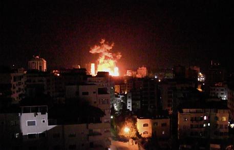 Gaza: fonti locali, ucciso un comandante Jihad islamica thumbnail