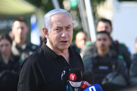 Netanyahu, Hamas riportata indietro di molti anni thumbnail