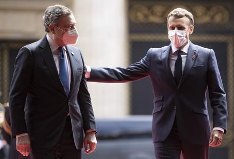 Draghi: 'Rispondere alla pandemia in Africa come in Ue e Usa' thumbnail