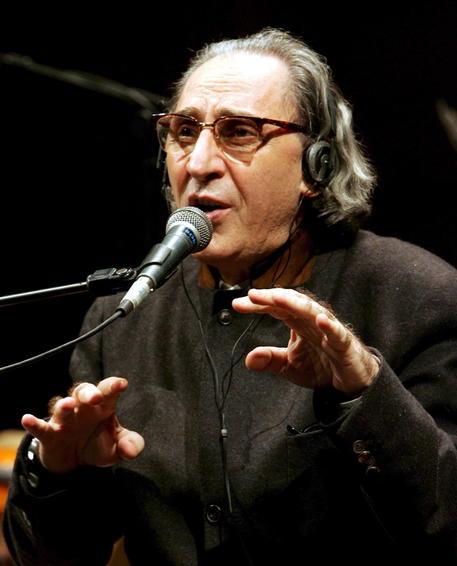 Franco Battiato in una foto di archivio © EPA