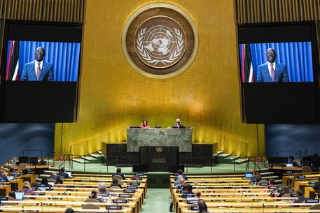 Israele-Gaza, proposta all'Onu per un cessate il fuoco thumbnail