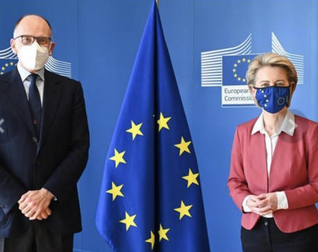 Pd: Letta a Bruxelles, stamani incontra Borrell thumbnail