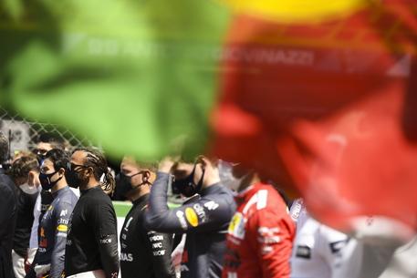 ++ F1: Portogallo; vince Hamilton, sesta Ferrari Leclerc ++ thumbnail