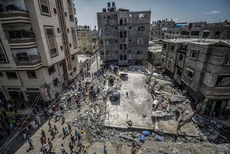 Al-Jazeera, Israele pronto a cessare le operazioni a Gaza thumbnail
