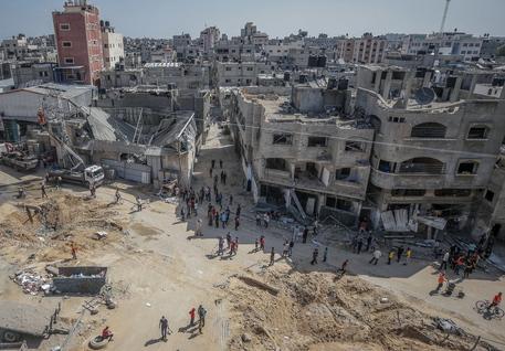 Gaza: Msf denuncia, 'ci hanno di nuovo vietato di entrare' thumbnail