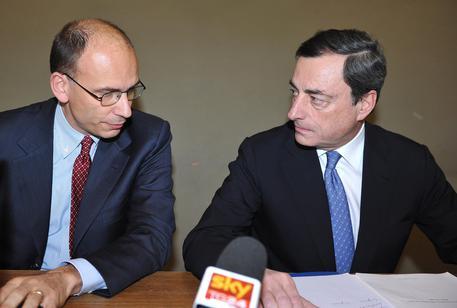 Fonti Nazareno, Draghi e Letta abituati a colloqui franchi thumbnail
