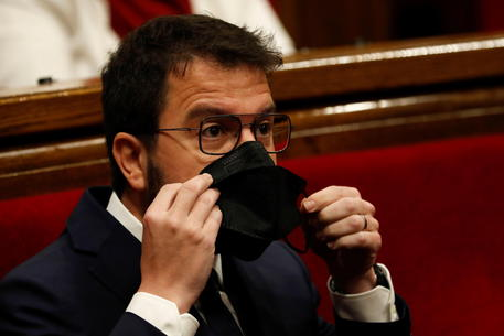 Catalogna: l'indipendentista Aragonès eletto presidente thumbnail