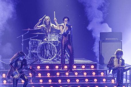 """Maneskin favoriti a Eurovision, """"un po' ci stiamo credendo"""" thumbnail"""