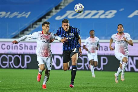 Serie A: Atalanta-Milan © ANSA