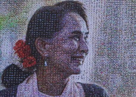 Aung San Suu Kyi in aula, prima volta da colpo di stato in Birmania