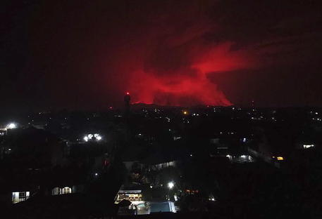Vulcano Nyiragongo: quasi 400mila persone evacuate da Goma