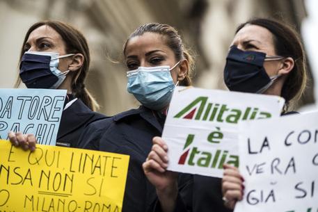 Alitalia: Giovannini, possibile soluzione entro estate thumbnail