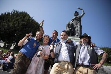 Germania, l'Oktoberfest salta anche quest'anno per il Covid thumbnail