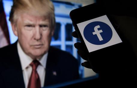 Trump sfida Facebook e Twitter e lancia la sua piattaforma © AFP