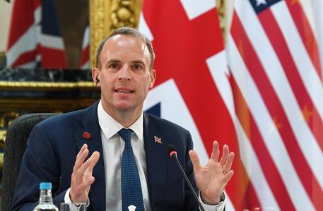 Raab apre summit G7, 'fronte democrazie contro minacce' thumbnail